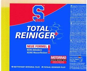 Dr.Wack S100 Motorrad Total Reiniger 2l
