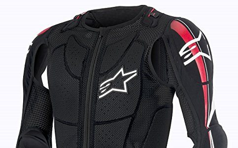 Alpinestars Protektorjacke Bionic Plus Schwarz Gr. L