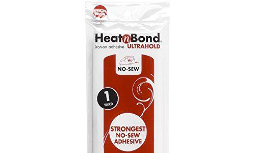 Heat'n Bond Ultra Hold Iron-On Adhesive-17″X36″