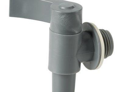 Ablasshahn mit Dichtung für Pressol Wasser-Kanister, Ersatzteil