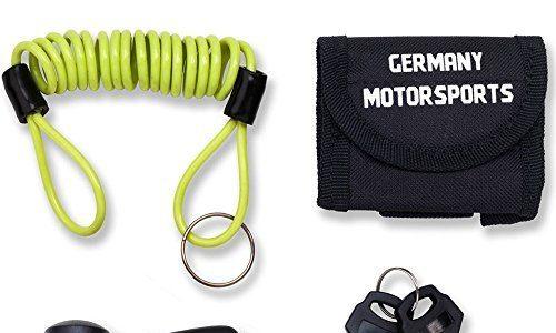 GERMANY MOTORSPORTS BREMSSCHEIBENSCHLOSS MOTORRAD ROLLER MOTORRADSCHLOSS ROLLERSCHLOSS