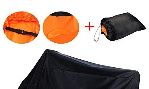 lzhoo motorradgarage winterfest motorradabdeckung. Black Bedroom Furniture Sets. Home Design Ideas