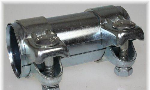 Rohrverbinder Auspuff Ø 60 x 125 mm