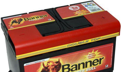 Banner Power Bull P74 12 74Ah