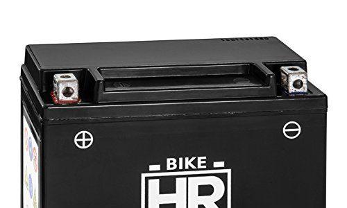 GEL Motorrad Batterie Starterbatterie 12V 20Ah YTX20-BS 82001 wartungsfrei