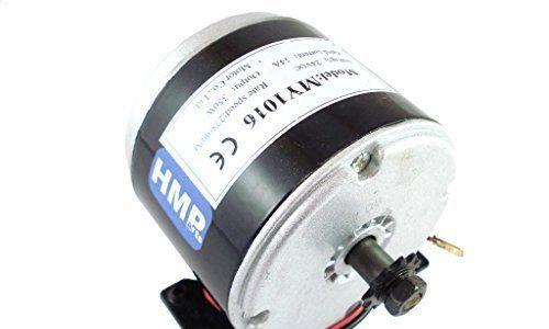 HMParts Elektro Motor – 2700RPM – E Scooter / RC – MY1060 – 24V 350W