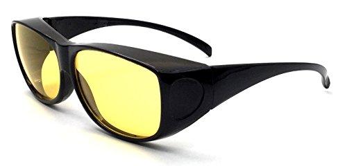 berzieh nachtsicht brille unisex uv380 f r brillentr ger fit over berbrille sonnenbrille erutm. Black Bedroom Furniture Sets. Home Design Ideas