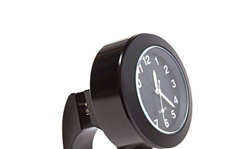 Motorrad Uhren schwarz