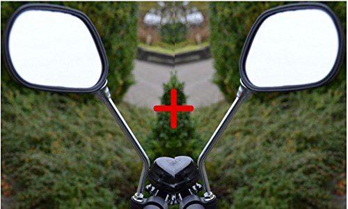 2x fahrrad spiegel spiegel fahrrad fahrradspiegel. Black Bedroom Furniture Sets. Home Design Ideas