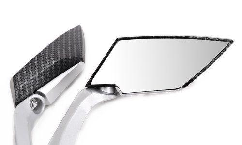Spiegel Kymco Agility : Universal carbon 2x motorrad spiegel rückspiegel roller 2x 8 10mm
