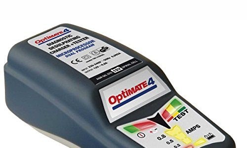 Optimate 4 12V 1A Auto Motorrad Qualität Batterie Optimiser Lader – 2017