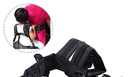 Motorrad-Sicherheitsgurt  für Kinder, sicherer Gurtträger für Elektrofahrzeuge