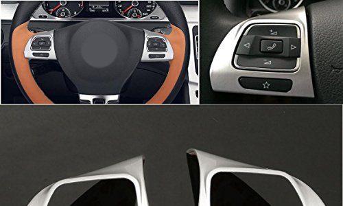 Alamor Stahl Ring Felge Chromabdeckung Für Volkswagen VW Golf Mk6 Jetta Passat B7 Cc