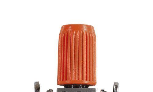 Gardena Micro-Drip-System Regulierbarer Reihentropfer, für Pflanztröge mit unterschiedlichem Wasserbedarf, einfache Reinigung