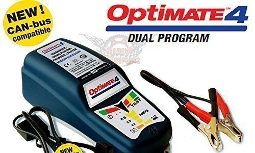 Batterieladegerät Optimate 4 Dual, für Can Bus