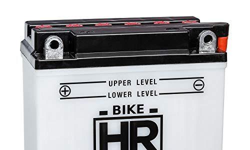 Motorrad Batterie Starterbatterie 12V 9Ah YB9-B 50914