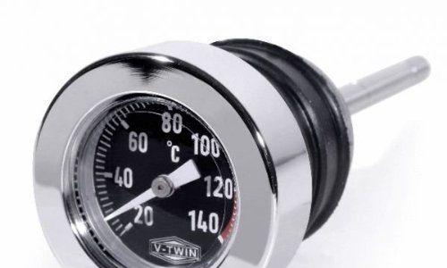 Öltemperatursonde für Harley Twin Cam Softail, Thermometer Celsius
