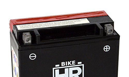 AGM Motorrad Batterie Starterbatterie 12V 20Ah YTX20L-BS 82000 wartungsfrei