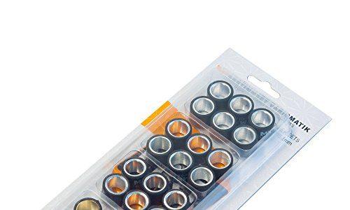 6,0gr – 6,5gr – 5,5gr – Abstimmset Variomatik Maxtuned 16x13mm – 7,0gr