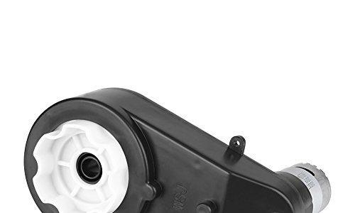 Akozon 20000/30000 RPM Elektrisches Moto Getriebe Antriebs Motor mit 6V / 12V Motor, Elektromotor mit Getriebe für Kinder Power Wheels, Universal RS550 Antriebsmotor für Kinderwagen12V 30000 U/min
