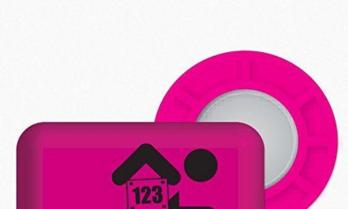 FuelBelt BibBits Magnetische Startnummernhalter