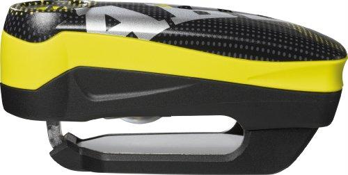 Abus Bremsscheibenschloss Detecto 7000 RS1 pixel yellow Bgel ca. 50 x 100 mm