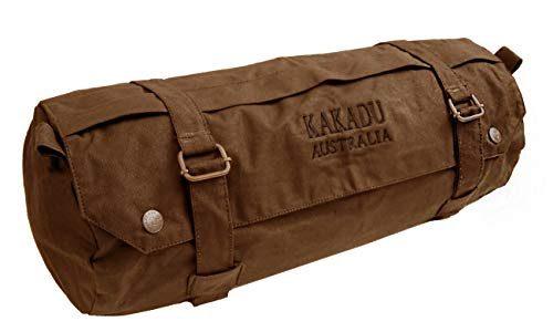 Kakadu Traders kleine Gepäckrolle fürs Motorrad, Fahrrad oder Pferd
