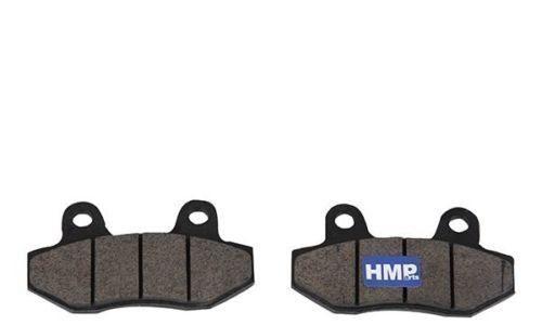 HMParts Bremsbeläge vorne Bremsklötze für Jinling JLA-21B Quad RS 14 Racequad Rennquad Bashan Shineray