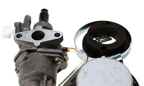 Set mit Vergaser und Luftfilter, 47cc / 49cc, für Mini-Motorrad / Geländewagen / Pocket-Bike