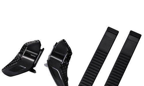 Shimano Ersatzteil Schnalle und Gurt Low Pro BK