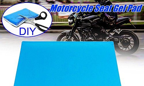 PerGrate Komfort Motorrad Sitzgel Pad Dämpfung Matten Kissen Zubehör