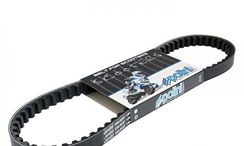 YAMAHA Aerox 50 Cat ab Bj. 2003 Typ:SA14 – Keilriemen POLINI Speed Belt