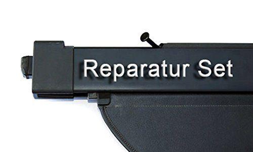 wps Mazda 6 Kombi Laderaumabdeckung Reparaturset für Rollo der  Kofferraumabdeckung Gepäckrollo Bj. 2002-2008 Heckrollo Hutablage