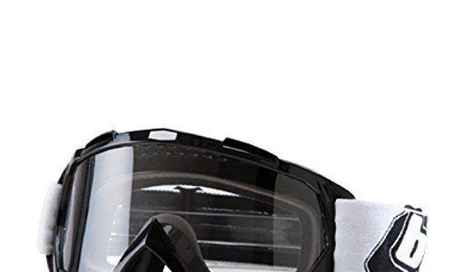 O'Neal B-Flex Goggle Schwarz Blur Brille Motocross Mountain Bike Downhill MX MTB Cross, 6024B-210
