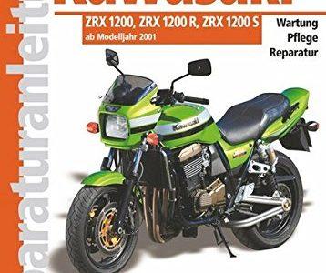 Kawasaki ZRX 1200/1200 R/1200 S