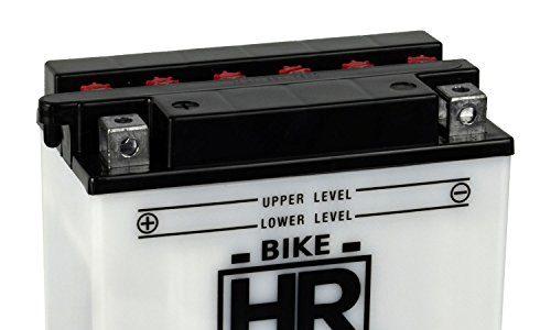 Motorrad Batterie Starterbatterie 12V 16Ah YB16B-A 51615