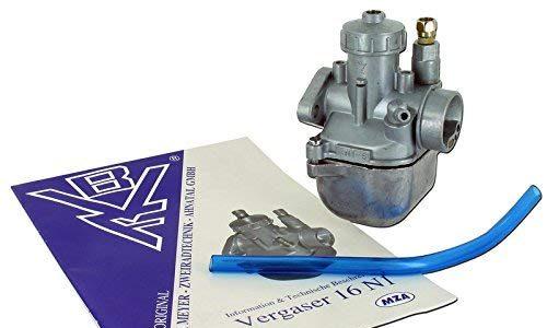 Vergaser BVF 16N1-5 für KR51/1 Schwalbe HD67