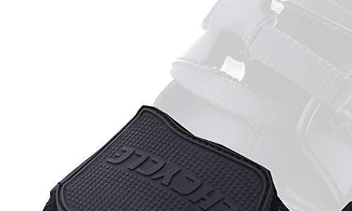 Madbike Gear Shifter Zubehör für Schuhe Motorrad Stiefel Protector black