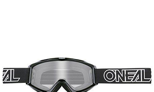O'Neal Motocross Brille B-Zero Goggle, Schwarz, 6030-11