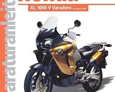 Honda XL 1000 V Varadero Reparaturanleitungen