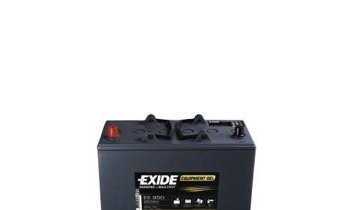 EXIDE 28554 Campingbedarf, Standard