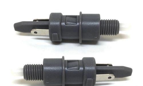 Bremslichtschalter PVC Bremslichtkontakt für MBK Nitro 50, Yamaha Aerox, 2 Stück