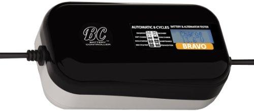 BC BRAVO 1500 – Batterieladegerät/Erhaltungsgerät und Testgerät Lichtmaschine und Batterie 1,5 AMP