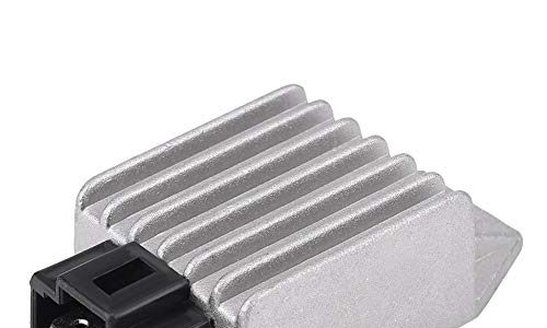 Keenso 12 V 4-Pin Stecker Regler Gleichrichter für 50cc bis 150cc ATV Moped GY6 Roller