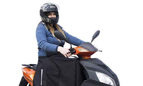 Beinschutz für Motorroller Roller Regenschutz Wetterschutz Abdeck-Nässeschutz-Plane Beindecke 088