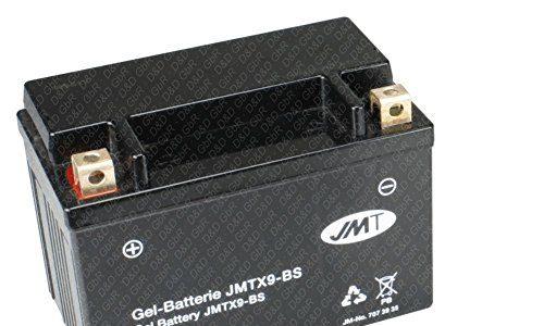Gel-Batterie für Vespa ET4 125, 1996-2000 Typ M19200, wartungsfrei, inkl. Pfand €7,50