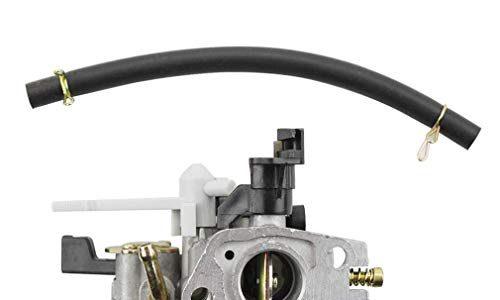 GOOFIT 19mm Vergaser für Gx160 5.5hp Gx200 Engine 16100-zh8-w61 mit Choke Hebel