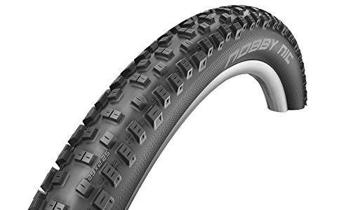 Schwalbe Nobby NIC per.TUBELESS Ready 29×2.35 Reifen für Fahrrad, Sport und Outdoor, Schwarz. Faltreifen. Tubeless, 60-622 29×2,35 m³