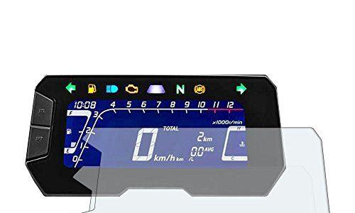 CB300R 2018+ Displayschutzfolie Tachoschutzfolie: 1 x Ultra-Klar & 1 x Entspiegelt