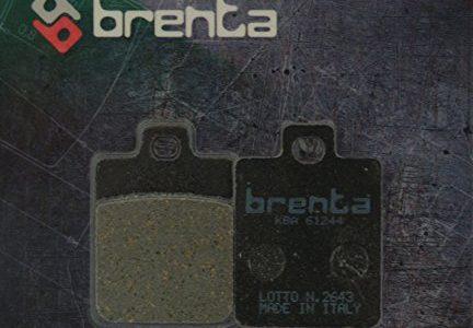 Brenta ft 3014Bremsbeläge Organische Motorrad, Set von 2